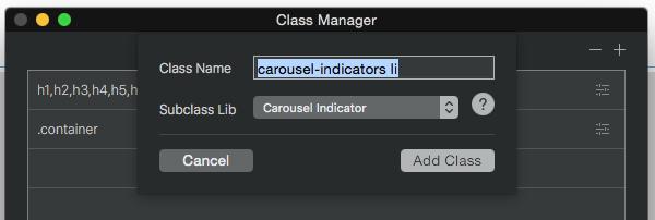 carousel-indicators li